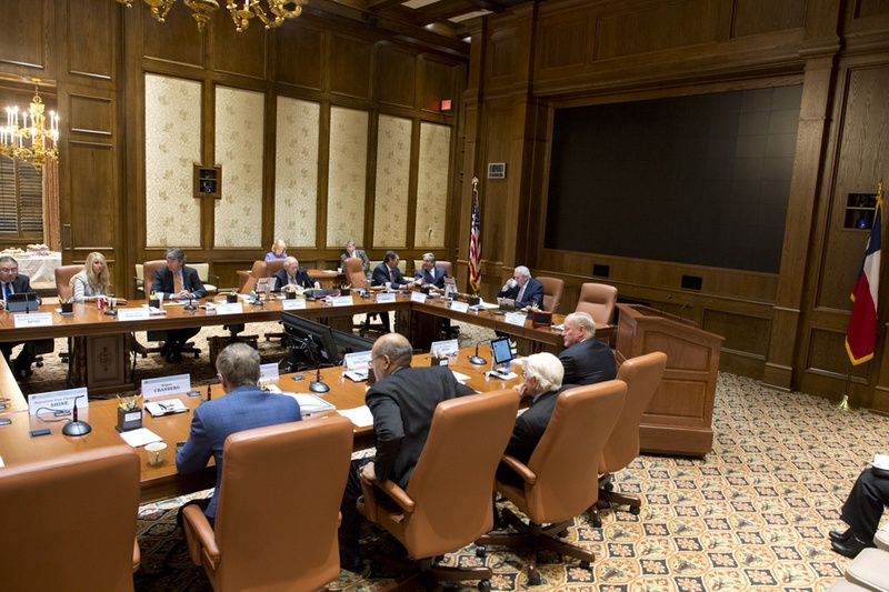 The UT Board of Regents meeting convenes on April 11, 2013.
