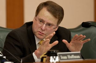 State Sen. Brian Birdwell, R-Granbury on Sept. 5, 2012.