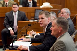 Texas Division of Emergency Management Chief Nim Kidd testified before the House Homeland Security & Public Safety Committee Wednesday about the response to the deadly April 17 fertilizer plant explosion in West, TX.