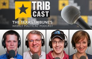 Ross, Reeve, Becca and Jay cover a range of topics including bills dying in the legislature, a political fight over religious gestures, the effort to create a new university in South Texas and President Obama's visit to the state.