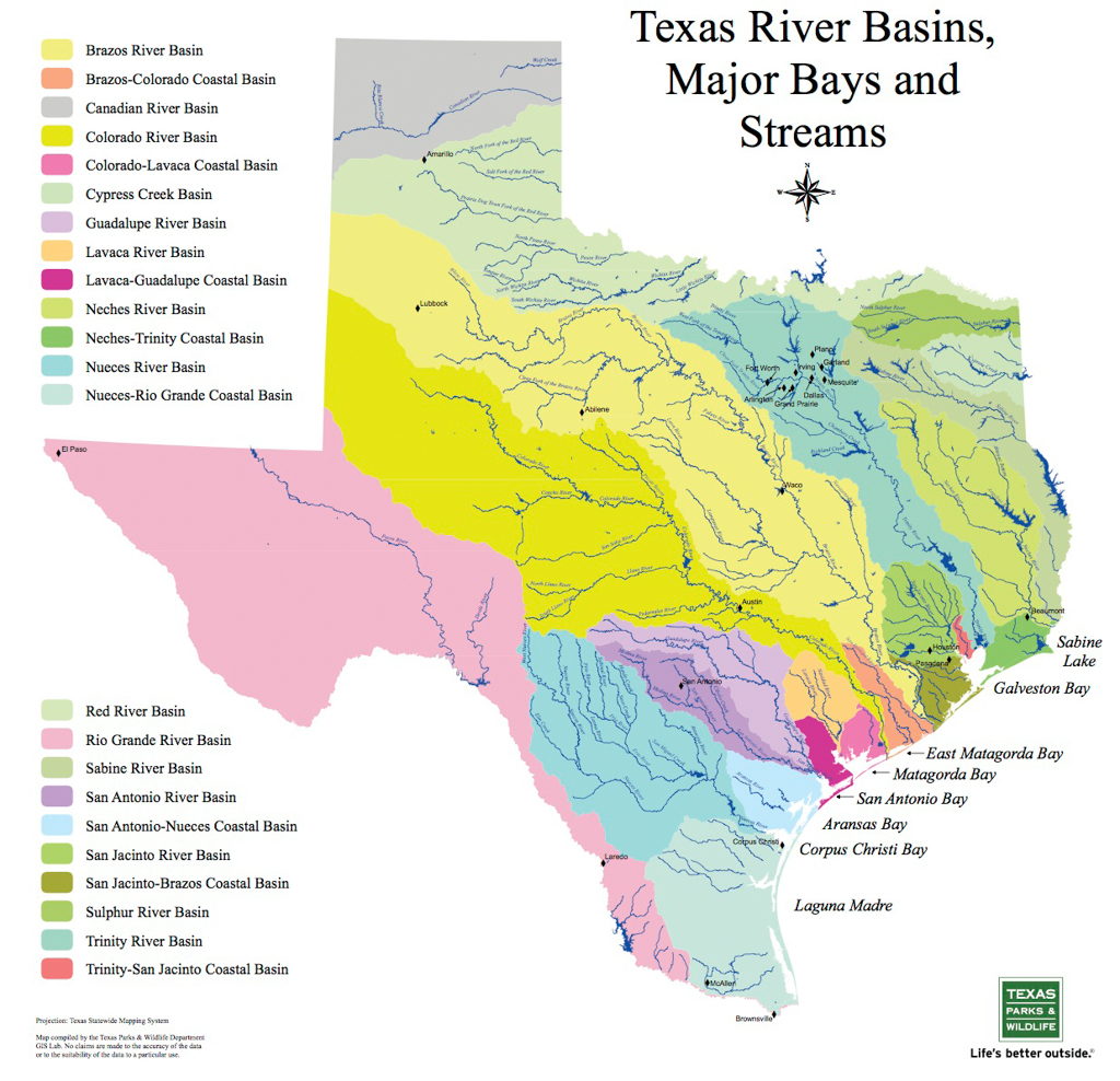 Texas Rivers Tested By Drought Population Growth The Texas Tribune - Map of colorado river in texas