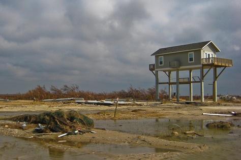 Galveston, TX - September 21, 2008