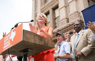 In an interview with Ben Philpott of KUT News and the Tribune, state Sen. Wendy Davis talks about her June 25 filibuster and the factors she's taking into consideration as she weighs a run for either re-election or governor.