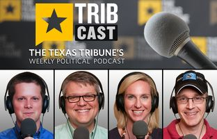 Reeve, Emily, Ben and Jay gab about Gov. Rick Perry's legacy in light of his decision to not seek re-election, forecast the political dominoes falling as a result of the open governor's seat and check in on the abortion-related protests at the Capitol.
