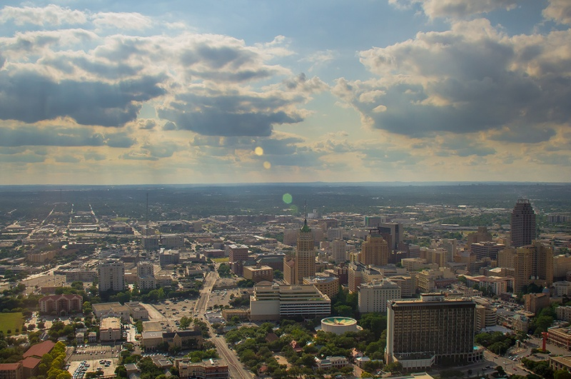 San Antonio is the second-largest city in Texas.