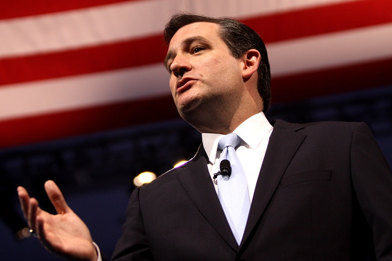 U.S. Sen. Ted Cruz speaking at the 2013 Conservative Political Action Conference in National Harbor, Md., on March 16, 2013.