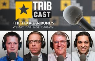 Ross, Evan, Reeve and Ayan discuss Chief Justice Wallace Jefferson's departure from the Texas Supreme Court, conflict between state Rep. Jim Pitts and University of Texas Regent Wallace Hall, and the new state laws that recently took effect.