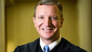 Justice Jeff Brown, newly appointed to the Texas State Supreme Court.