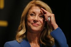 State Sen. Wendy Davis, D-Fort Worth, at The Texas Tribune Festival on Sept. 29, 2013.