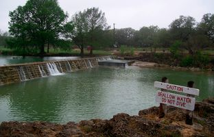State homeland security rules have frustrated public safety officials in Texas seeking to learn more about potentially hazardous dams and the risk of flooding in their areas.