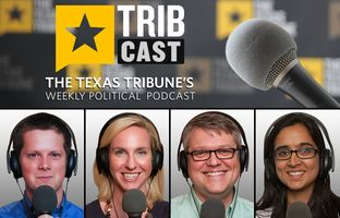 Reeve, Emily, Ben and Neena discuss the House Committee on Transparency in State Agency Operations' ongoing impeachment probe, Ted Nugent's involvement in the race for agriculture commissioner, and the lesser prairie chicken.
