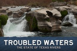 The Devils River, which runs through the Dolan Falls Preserve, is known by nature enthusiasts as one of the most pristine rivers in Texas.