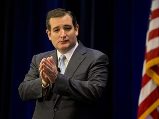 Ted Cruz at Texas Public Policy Foundation (TPPF) conference Jan. 10, 2014