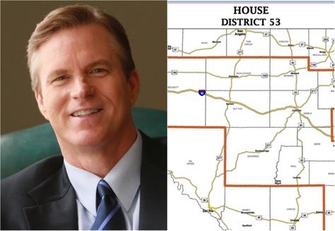 Rep. Harvey Hilderbran, R-Kerrville, a candidate for state comptroller.