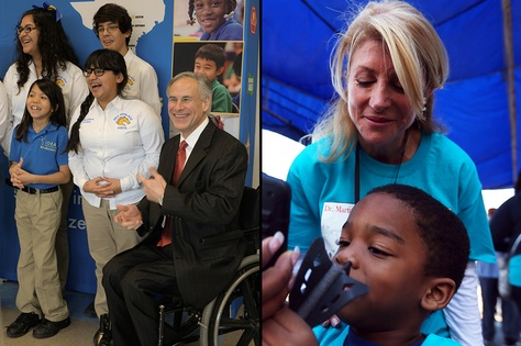 Texas Attorney General Greg Abbott and state Sen. Wendy Davis, D-Fort Worth, have both made education a central point in their gubernatorial bids.