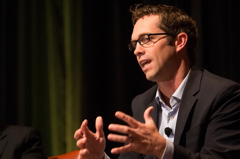 Jeremy Bird speaking at The Texas Tribune Festival on Sep. 28, 2013