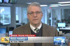 Ross Ramsey on WFAA TV's Inside Texas Politics, Feb. 9, 2014.