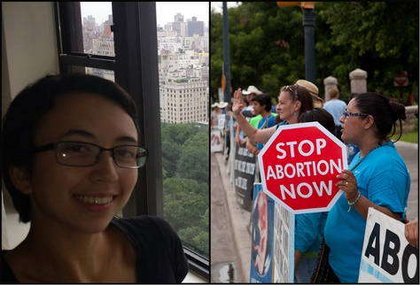 Lenzi Sheible founded Fund Texas Women, a non-profit organization that pays for women's travel costs associated with obtaining an abortion.