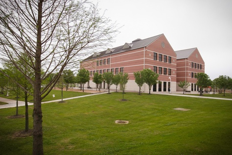 The University of Houston Sugar Land campus, photographed on April 1, 2014. It will soon become a branch campus of the UH flagship, prompting consternation at UH-Victoria.