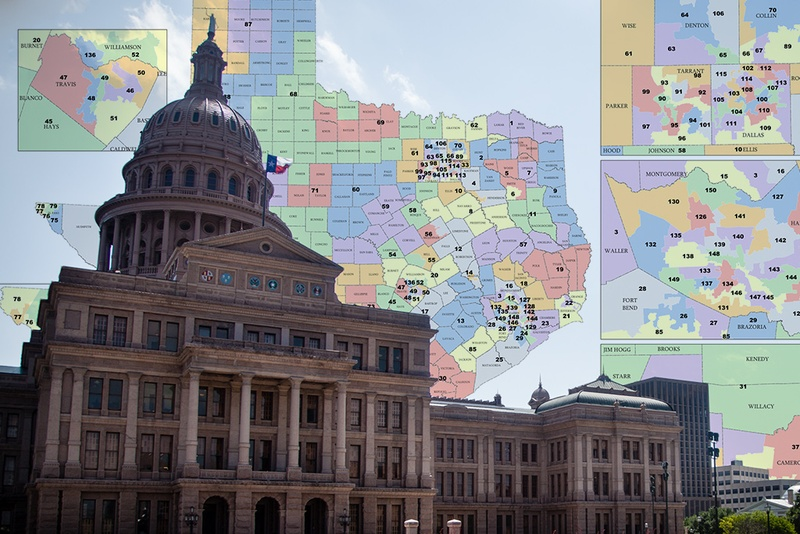 US Court Voids Texas Congressional Districts; Rule Redistricting Efforts Violated Federal Law
