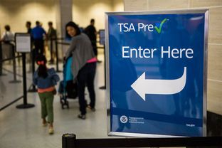 The San Antonio International Airport has TSA PreCheck lines, but there is no place in the city — or in Austin — to apply for the program.