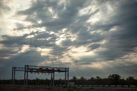 Texas toll road SH130