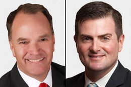 State Reps. Steve Toth, R-The Woodlands, and Brandon Creighton, R-Conroe, faced off for the vacant Senate District 4 seat in a special election runoff Tuesday.