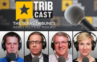 In this very special episode, a varied cast of TribCasters revisit the highlights and lowlights of Texas politics in 2012. As a holiday bonus, we've included the previously unaired recording of this year's biggest TribCast blooper.