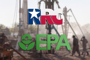Although leadership at the Texas Railroad Commission and U.S. Environmental Protection Agency often feuds, staff at each agency has found ways to work together, says Milton Rister, executive director of the Railroad Commission.