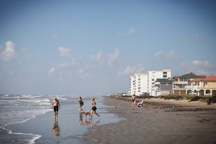 Coastal properties in Galveston were the subject of a court decision that some say threatens the state's Open Beaches Act.