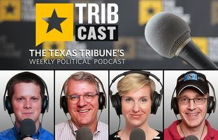 Ross, Emily, Reeve and Jay evaluate candidates' decisions to remain or not to remain in their runoff races, reviewGov.Rick Perry's appearance on Jimmy Kimmel Live!, anddiscuss Texas politicians' current and future private sector jobs.
