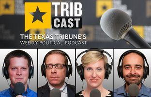 Reeve, Aman, Evan and Emily talk about a controversial tweet from Attorney General Greg Abbott, the Canadian citizenship of U.S. Sen. Ted Cruz, the state's approach to Obamacare and the conversion of paved roads to gravel ones.