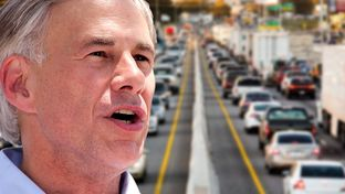 Greg Abbott said boosting transportation funding would be a priority for him during his first term as governor.