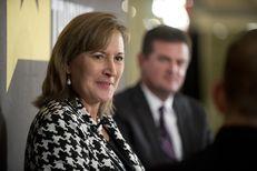 State Sen.-Elect Konni Burton, R-Colleyville, who replaced Sen. Wendy Davis, at TTEvents on Dec. 11, 2014.