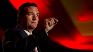 U.S. Sen. Ted Cruz speaks during the 2014 RedState Gathering at the Worthington Renaissance Hotel in Fort Worth on Aug. 8, 2014.