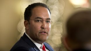 U.S. Rep. Will Hurd, R-San Antonio, at a Texas Tribune event on Dec. 18, 2014.