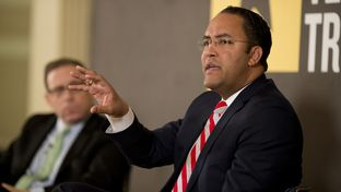 Will Hurd of San Antonio explains his plans as a Congressman-elect from Texas during TTEvents on Dec. 18, 2014