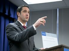 In January 2015, Texas Comptroller Glenn Hegar said that his revenue estimate to divvy up for the 2016-17 budget would be about $113 billion.