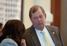 State Rep. John Otto, R-Dayton, in the Texas House of Representatives, Feb. 8, 2011.