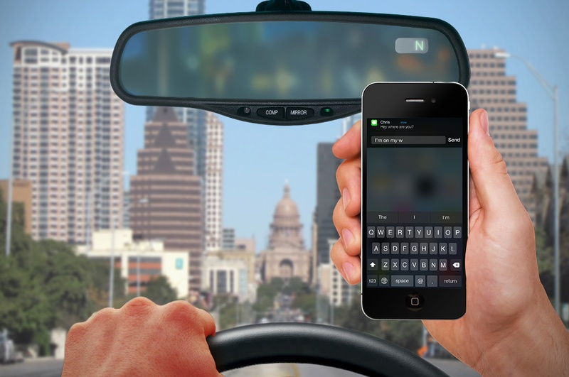 Texas Lawmakers Move Closer To Banning Texting While Driving