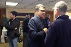 Gov. Rick Perry in Lancaster, N.H.