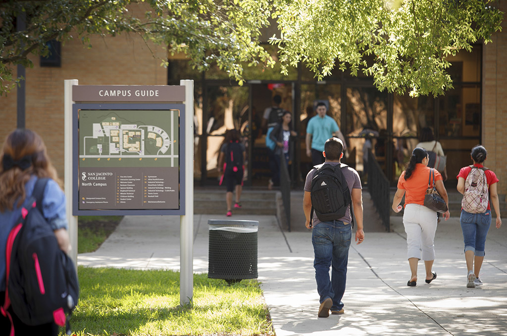 San Jacinto College and the state's other six dozen community colleges will implement campus carry Aug. 1.