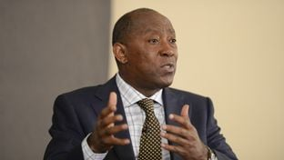 Rep. Sylvester Turner, D-Houston, answers an audience question during TTEvents on April 30, 2015.