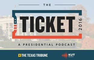 This week on The Ticket: KUT's Ben Philpott and The Texas Tribune's Jay Root dissect terrorism speeches from Donald Trump and Hillary Clinton, and hear from Democratic strategist Colin Strother on whether Texas is actually in play.
