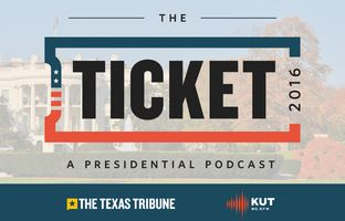 This week on The Ticket, KUT's Ben Philpott guides you through Donald Trump's day in Austin with stories and interviews.