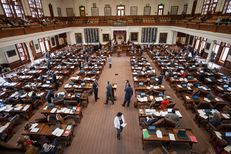The House of Representatives on May 14, 2015.
