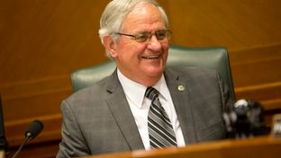 Chairman of House Committee on Public Education Rep. Jimmie Don Aycock, R-Killeen, on April 14th, 2015.