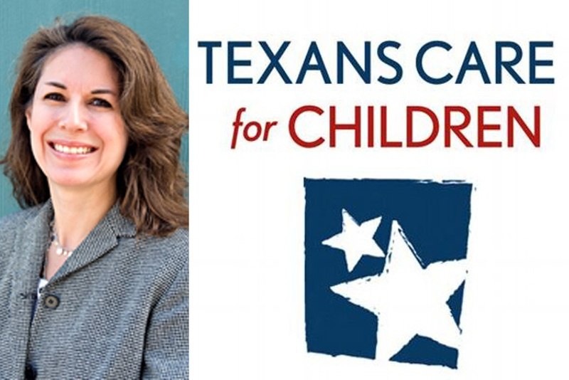 Andrea Brauer is the early education policy associate for Texans Care For Children.