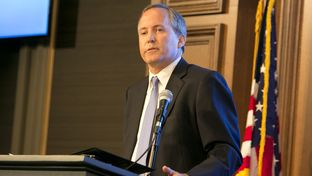 Texas Attorney General Ken Paxton spoke on June 22, 2105, at an event hosted by the Texas Public Policy Foundation discussing the impact of the EPA's Clean Power Plan.