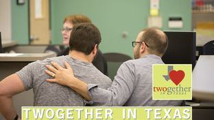 The state's Twogether in Texas program grants couples a $60 discount on a marriage license if they take a premarital education class from the state's network of providers, most of which are faith-based groups. Many providers don't plan to open their classes to same-sex couples.
